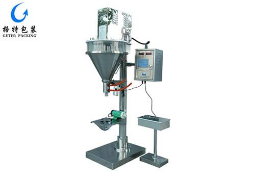 反馈式自动定量粉剂包装机LED系统GTB-FEF(LLFK)型