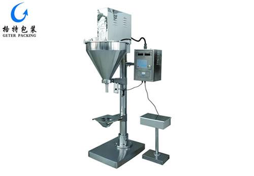 反馈式自动定量粉剂包装机LED系统GTB-FEF(NLFQ)型