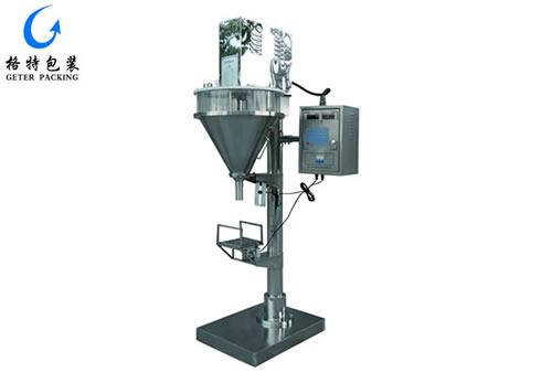称重式自动定量粉剂包装机LED系统GTB-FEC(NLFK)型