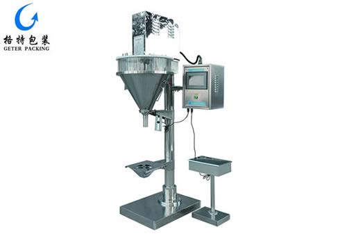 反馈式自动定量粉剂包装机LCD系统GTB-FCF(NLFK)型