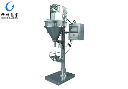 称重式自动定量粉剂包装机LCD系统GTB-FCC(NLFK)型