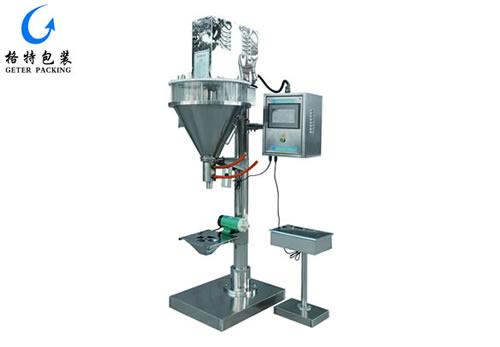 反馈式自动定量粉剂包装机LCD系统GTB-FCF(LLFK)型