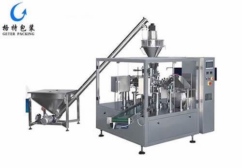 GTB-GD8系列给袋式粉剂包装机