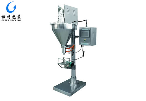 称重式自动定量粉剂包装机LCD系统GTB-FCC(LLFQ)型