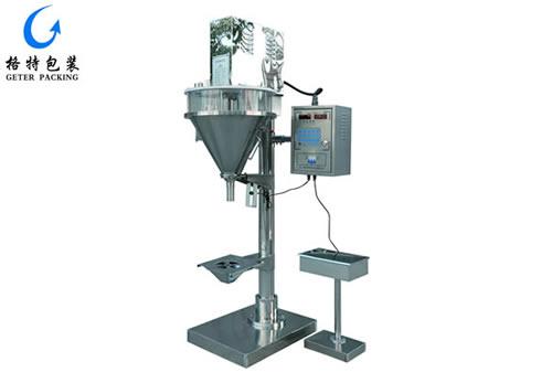 反馈式自动定量粉剂包装机LED系统GTB-FEF(NLFK)型