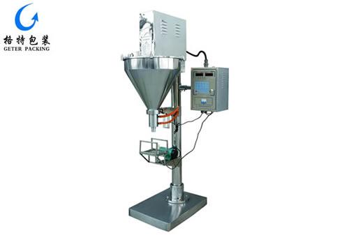 称重式自动定量粉剂包装机LED系统GTB-FEC(LLFQ)型