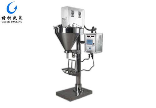 称重式自动定量粉剂包装机LED系统GTB-FEC(NLFQ)型