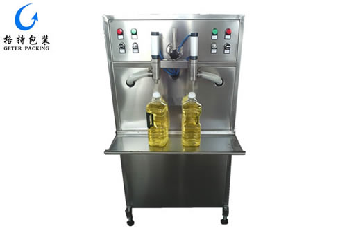 自动定量液体灌装机GTG-YQ2型