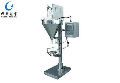 称重式自动定量粉剂包装机LCD系统GTB-FCC(NLFQ)型