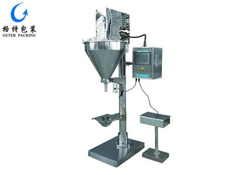 反馈式自动定量粉剂包装机LCD系统GTB-FCF(NLFQ)型