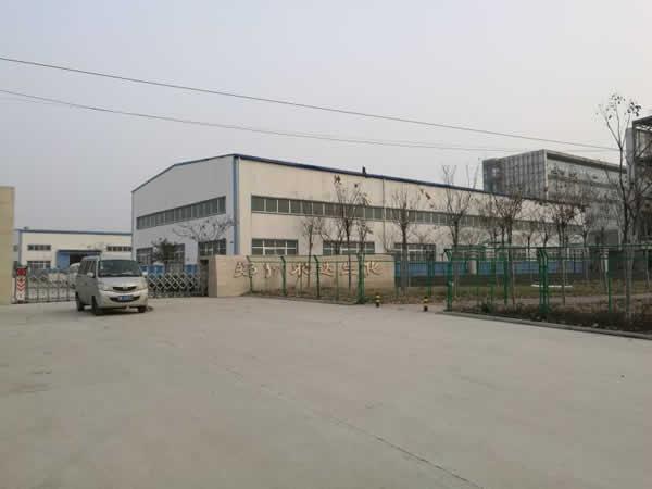 郑州农达生化采购格特自动定量粉剂包装机