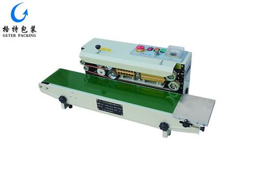 连续式多功能薄膜铝箔袋封口机GTF-FR900W型