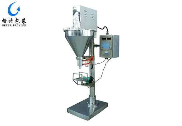 格特称重式自动定量粉剂包装机LED系统GTB-FEC型