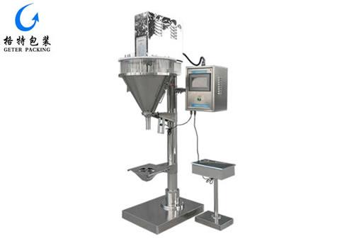 反馈式粉剂自动定量包装机(5g-500g)