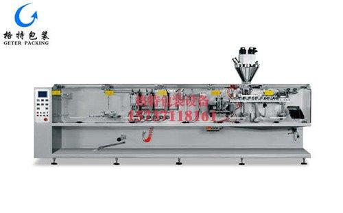 广汇药业卧式全自动粉剂包装机