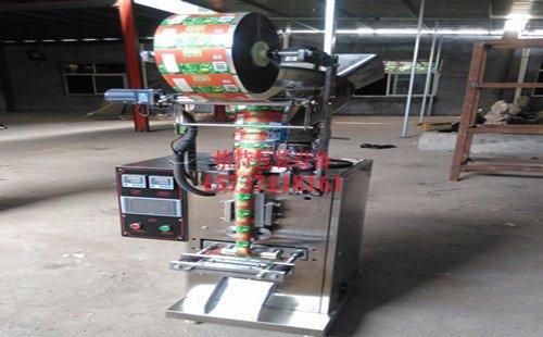 灵克农药立式全自动粉剂包装机GTB-FDXD60