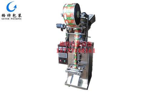 峪林调味食品厂立式全自动粉剂包装机