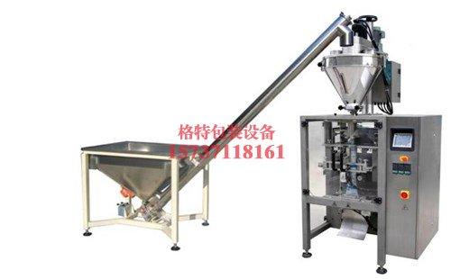 神威动物药业自动定量粉剂包装机GT-90BF型