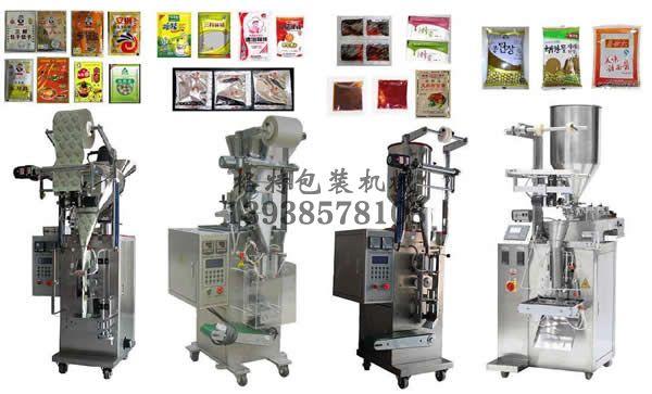 格特全自动包装机系列产品