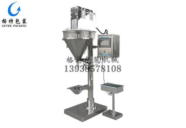 格特自动定量粉剂包装机整体外观