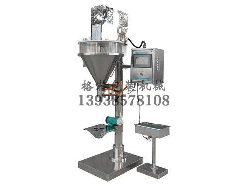 格特热熔粉包装机